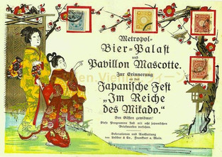 Metropol-Bier-Palast und Pavillon Mascotte