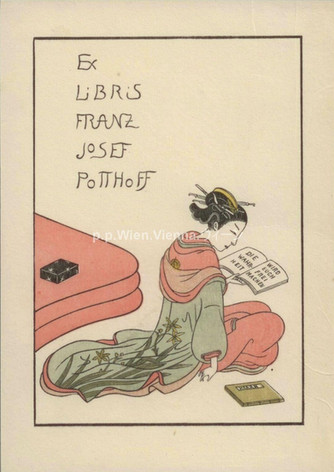Ex Libris Franz Josef Potthoff