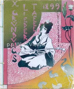 Zehnte Gründungsliedertafel 1899