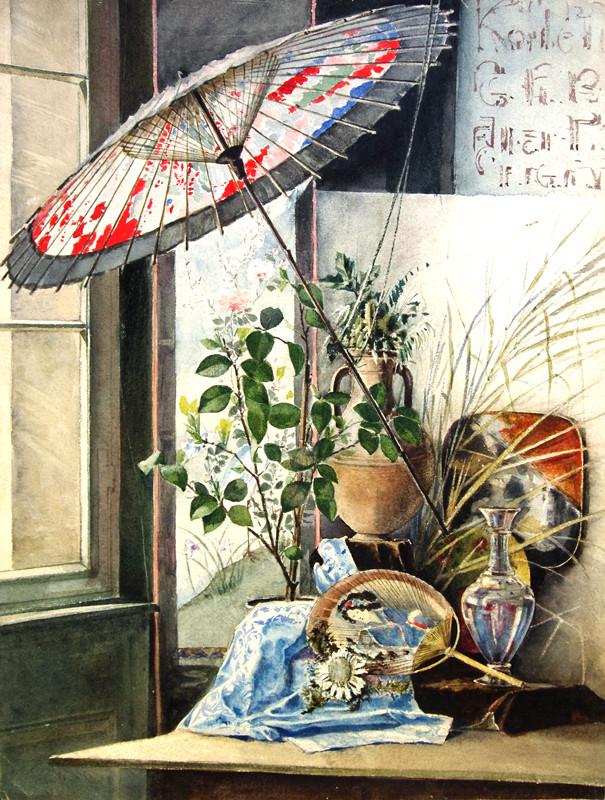 Japanisches Stillleben