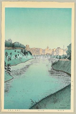Benkei-Burggraben