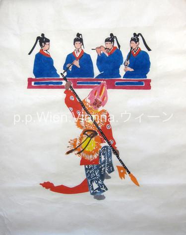 Bugaku [舞楽], Orchester