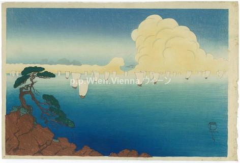 """""""Segelboote (Matsushima)"""""""
