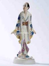Figur eines Japaners