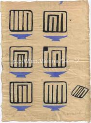 Entwurf für einen Aschenbecher
