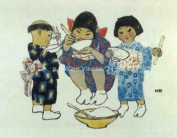 Japanische Kinder