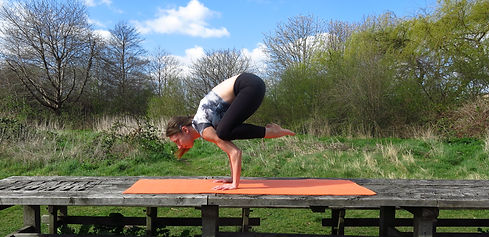 Yoga teaching London. Individual yoga classes London