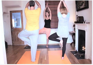Yoga teaching London. Individual yoga classes London