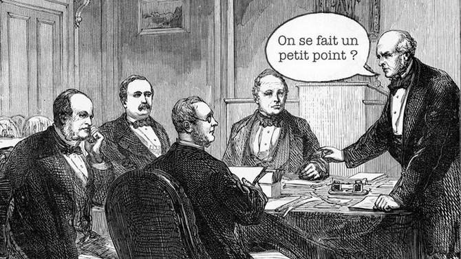 Les expressions à bannir au bureau : «On se fait un petit point ?»