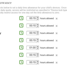 Some boys get so upset if you restrict their phone usage to just 15 minutes a day.