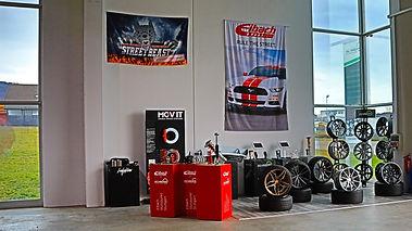 Schropp Mustang Tuning Ausstellung