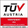 Schropp Tuning Tüv Austria KBA Verifizierung