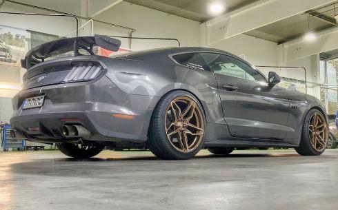 Mustang Räder Alufelgen
