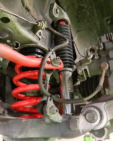 Schropp Mustang Eibach Pro-Street-Multi HA