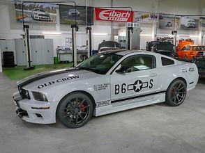 Schropp Mustang Tuning barracuda project2
