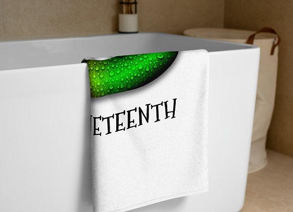 PUREMSE JUNETEENTH Towel