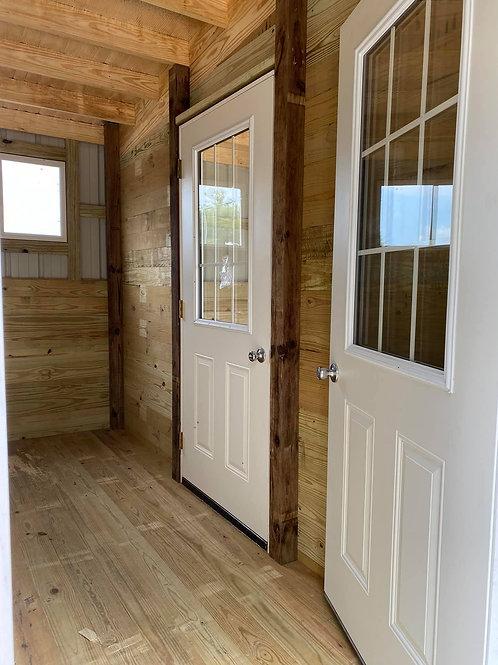 """36"""" 9 Lite Door"""