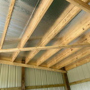 Bubble Insulation Roof