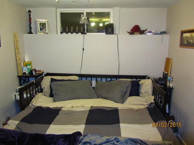 Bedrooms Len and Ken Built