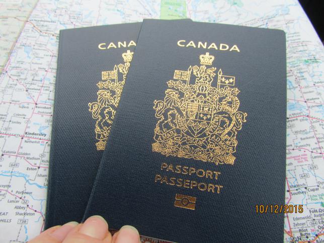 Passport Frenzy