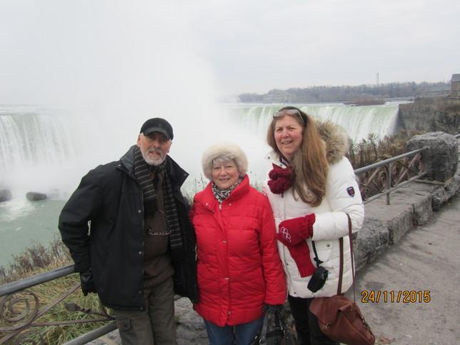 New at Niagara