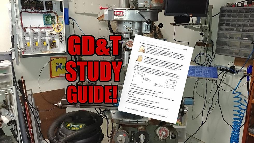 GD&T Position Tolerance Study Guide