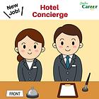 Hotel Concierge (Front Desk Staff)