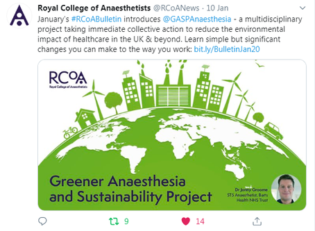 Royal College of Anaesthetists - Bulletin