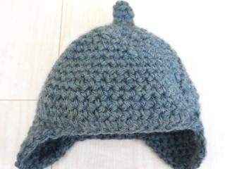 編み物教室 どんぐり帽