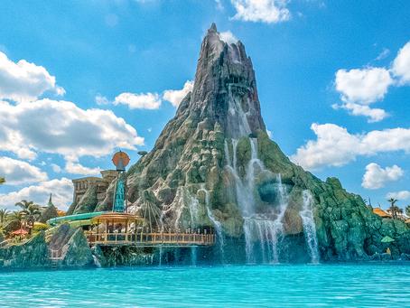 Volcano Bay é um parque aquático para todos: relaxe ou aventure-se na ilha paradisíaca da Universal!