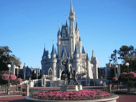 A magia incomparável do Castelo da Cinderella