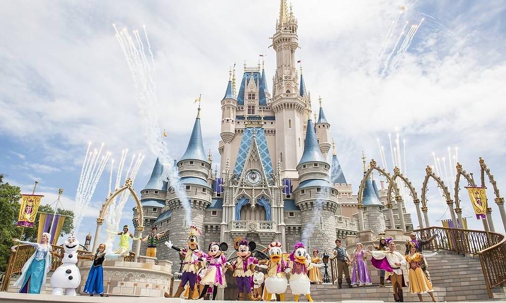 disney-castelo-cinderela-magic-kingdom