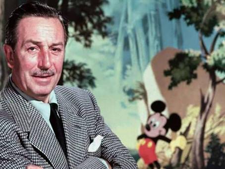 Os desafios do jovem Walt Disney no início da carreira