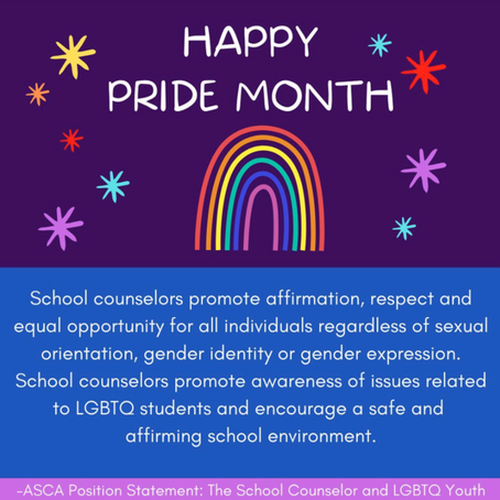 Happy Pride Month From ECSCA...