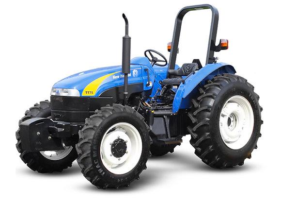 TT75 - 4WD