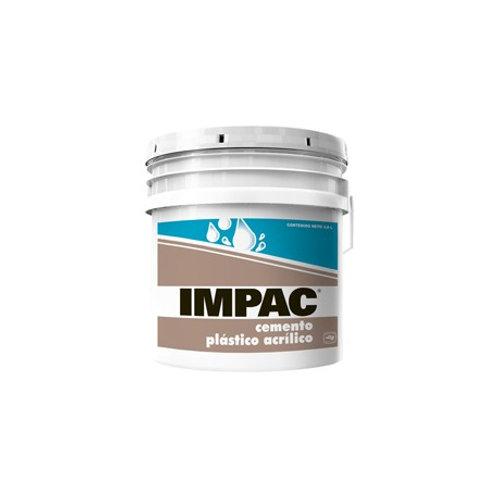 Cemento plástico Impac