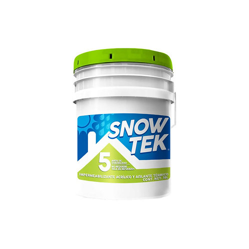 Impermeabilizante Snowtek 5 años