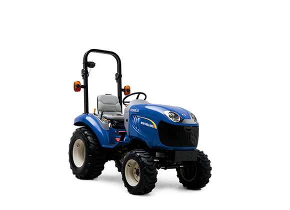 TRACTOR BOOMER 25 NEW HOLLAND