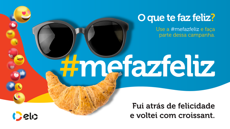 Elo #mefazfeliz