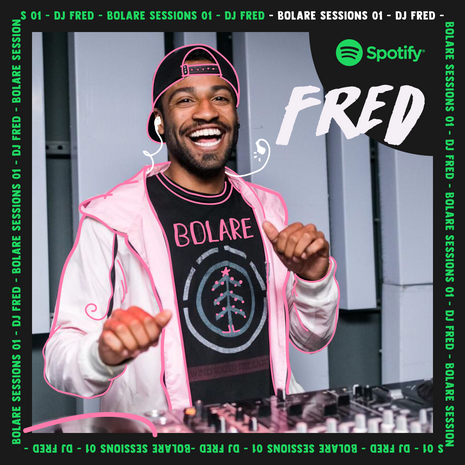 Bolare Sessions 01 - DJ FRED