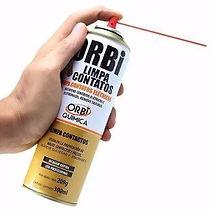 Spray limpa conatos