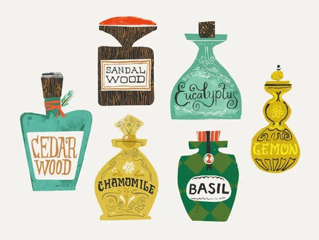 Aromatherapy: Smell Success