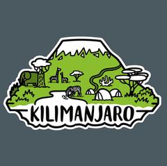 Kilimanjaro - Merch Design