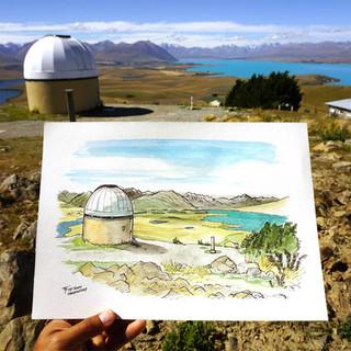 Mt John Observatories