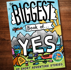 The Biggest Book of Yes