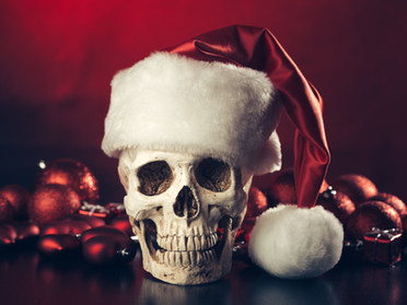 The 12 Dangers of Christmas
