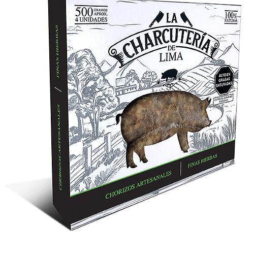 Chorizos de Finas Hierbas
