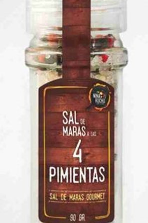 Sal de Maras c/4Pimientas