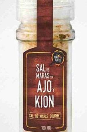Sal de Maras c/Ajo y Kion