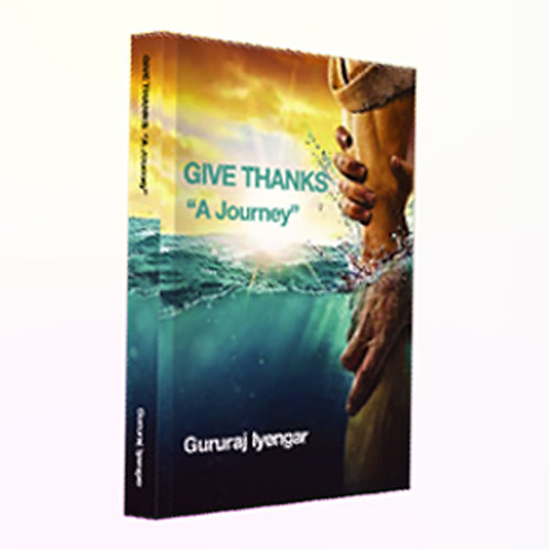 Give Thanks - A Journey